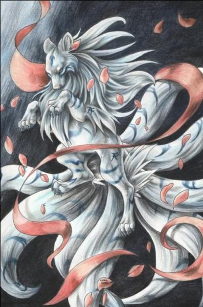 À quel dieu sont souvent associés les kitsunes ?