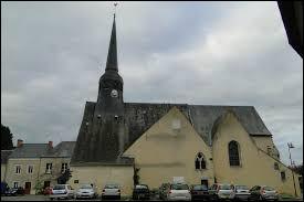 Voici l'église Notre-Dame de Cérans-Foulletourte. Ville de l'arrondissement de La Flèche, dans les Pays-de-la-Loire, elle se situe dans le département ...