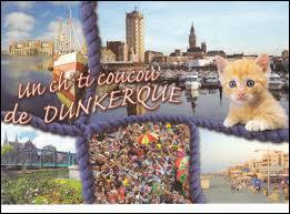 Nous prenons à présent le direction des Hauts-de-France et de la ville de Dunkerque. Connue entre autres pour son carnaval, la Cité de Jean Bart se situe dans le département ...