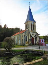 Vous avez sur cette image l'église Saint-Martin de Deuxnouds-aux-Bois. Ancienne commune rattachée à Lamorville, dans le parc naturel régional de Lorraine, elle se situe dans le département ...