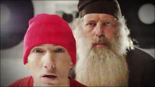 Quel est ce clip d'Eminem ?