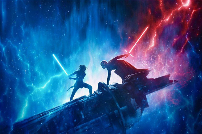 """""""Star Wars"""" fait partie de Disney."""