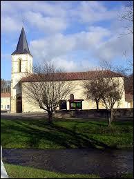 Voici l'église Saint-Jean-Baptiste de Bahus-Soubiran. Commune de Nouvelle-Aquitaine, dans l'ancienne région Aquitaine, elle se situe dans le département ...