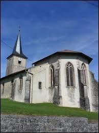 Village Vosgien, Domjulien ne se situe pas ...