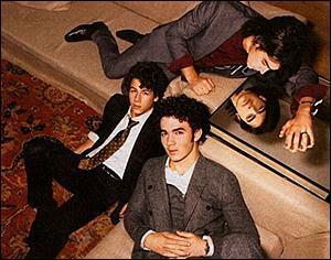 Comment les Jonas Brothers ont-il fait d'albums ?