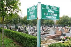 Quel est le plus grand cimetière de France ?