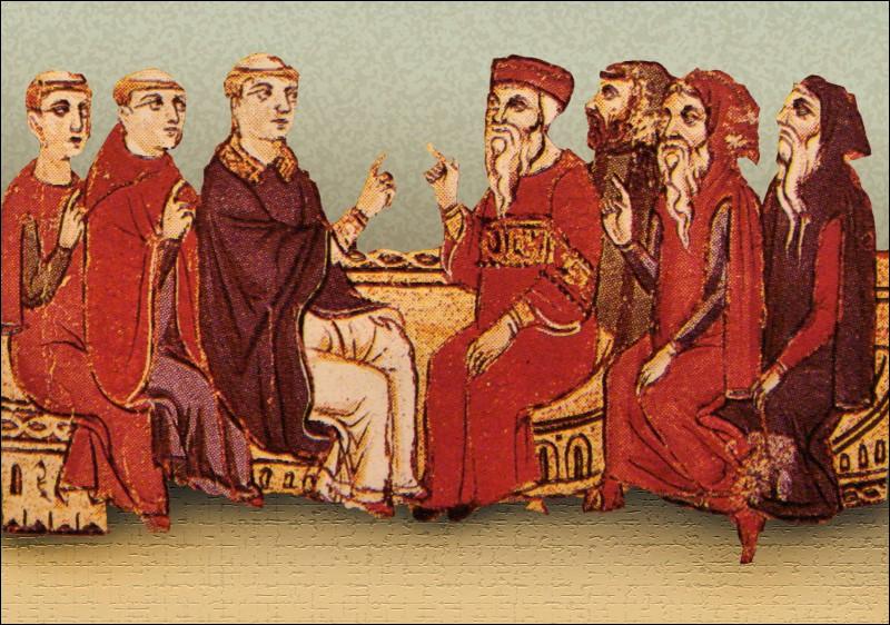 Qui est notre ancêtre commun (ou qui sont-ils) dans la religion chrétienne ?