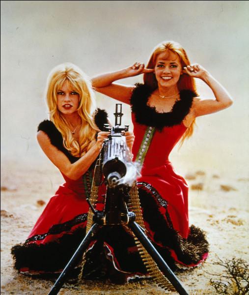Quel est ce film, sorti en 1965, réunissant Jeanne Moreau et Brigitte Bardot ?