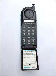 Quel est l'ancêtre du téléphone portable ?