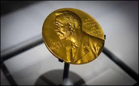 Combien existe-t-il de catégories de prix Nobel ?