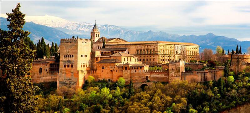 L'ancienne cité de gouvernement des princes arabes, l'Alhambra, peut se visiter :