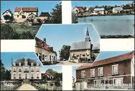 Commune Nivernaise, Dommartin se situe dans l'ancienne région ...