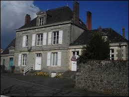 Commune Mayennaise, Montenay se situe en région ...