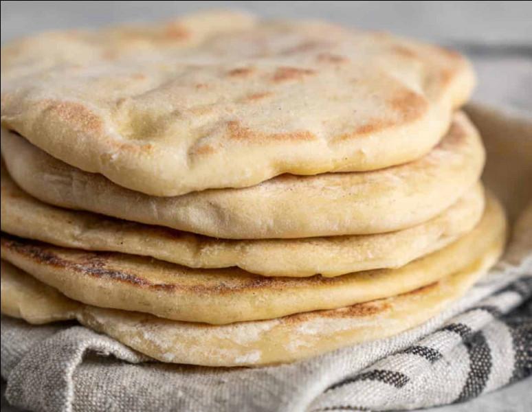 Dans quel pays a été inventé le pain pita ?