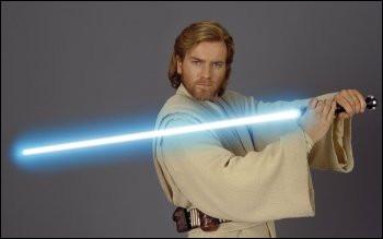 J'ai les cheveux longs et je suis le maître d'Anakin. Qui suis-je ?