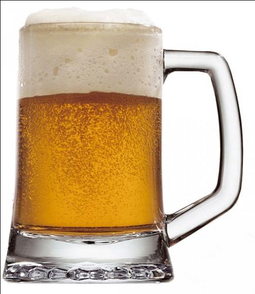 Laquelle de ces céréales est utilisée pour fabriquer de la bière ?
