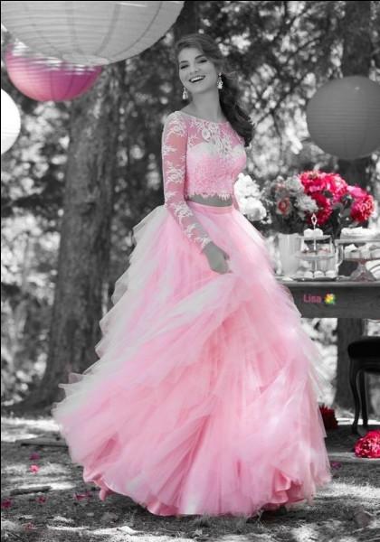Dans le livre d'Eric-Emmanuel Schmit, qui accompagne la Dame en rose ?