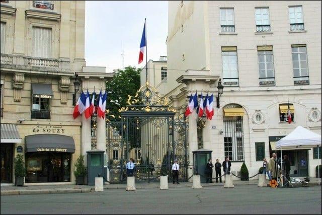 Quel ministère occupe la place Beauvau ?