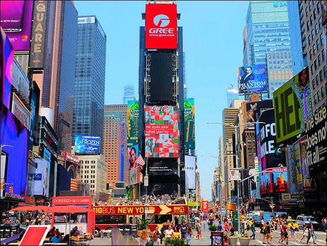 Comment s'appelle le quartier de New York situé dans l'arrondissement de Manhattan ?