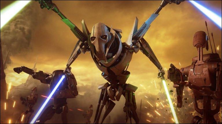 Qui est le chef de l'armée droïde ?