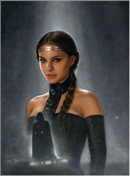 De qui Anakin est-il amoureux ?