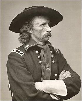 Qui est ce militaire américain qui fut tué dans une bataille contre les Sioux ?