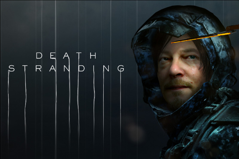 """Dans """"Death Stranding"""", comment Sam Porter peut-il voir les monstres noirs ?"""
