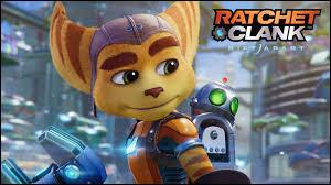 """Dans """"Ratchet and Clank"""", comment s'appelle le héros, le plus grand fan de Ratchet ?"""