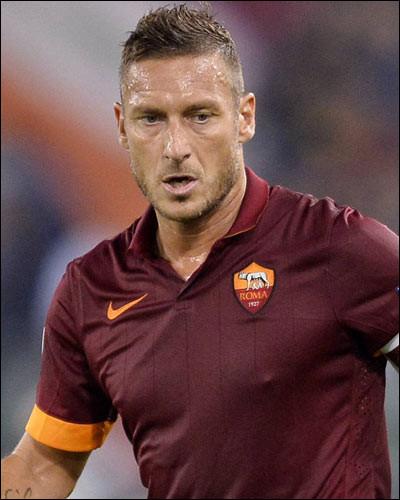 Qui est cet ancien joueur de la Roma ?
