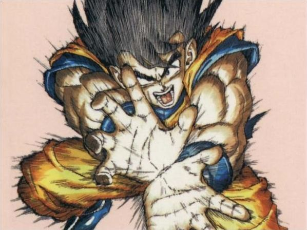 Les personnages dragon ball z