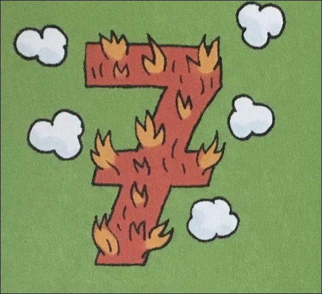 Quel mot est représenté par ce dessin ?