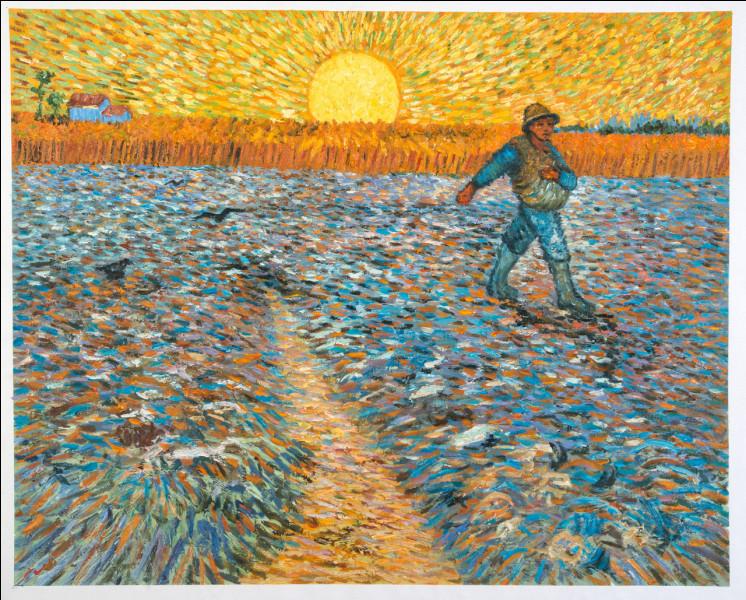 """De quel artiste Vincent van Gogh s'est-il inspiré pour son tableau """"Le Semeur"""" ?"""