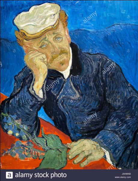 Le docteur Gachet et Paul Cézanne se connaissaient-ils ?