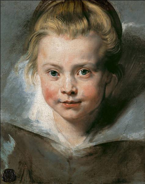 Quel était le nom de l'épouse de Pierre Paul Rubens ?