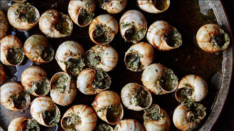 Miam ! Des escargots ! Et ils sont tous hermaphrodites.