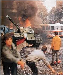 Quel est le pourcentage de réussite au bac après l'émeute de 1968 ?