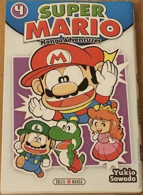 Super Mario manga adventures, tome 4
