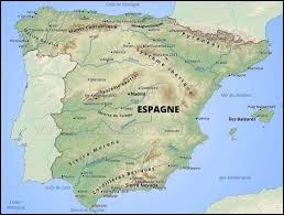 Dans quelle partie de l'Espagne se situe la Catalogne ?