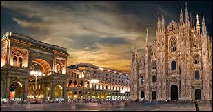 De quelle région de l'Italie Milan est-elle la capitale ?