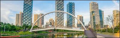 Dans quel pays se situe la ville d'Incheon ?