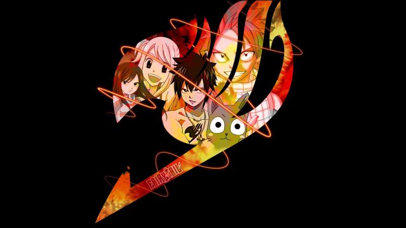 De quelle couleur est le symbole de Natsu ?