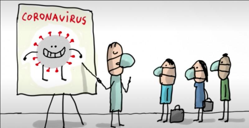 On nous recommande de rester ... jours en quarantaine pour l'épidémie de Coronavirus.