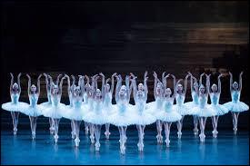 """De combien d'actes se compose le ballet du """"Lac des cygnes"""" de Tchaïkovski ?"""