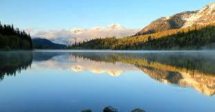 Autour du mot 'lac'