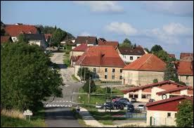 Commune Doubienne, Chaffois se situe dans l'ancienne région ...