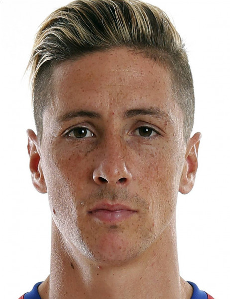 Quel est le nom de ce joueur espagnol ?