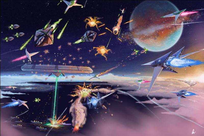Combien de planètes composent le système de Lylat, avant la destruction de Cerinia ?(Star Fox 2 compris)