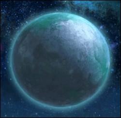Quelle est la température moyenne à la surface de Fichina, la planète la plus froide du Système de Lylat ?