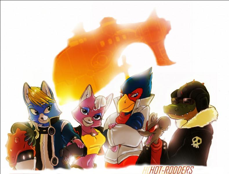"""Dans le manga """"Star Fox : Farewell, Beloved Falco"""", Falco retourne dans son ancienne équipe. Quel est son nom le plus utilisé ?"""