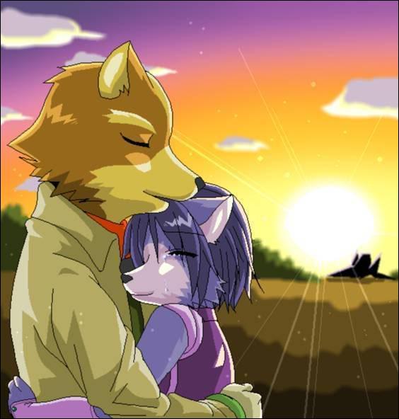 Quelle est la différence d'âge entre Fox et Krystal ?